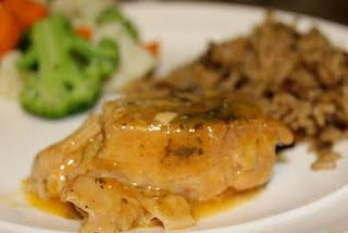 Ranch House Crock Pot Pork Chops  Can't wait to try this recipe!