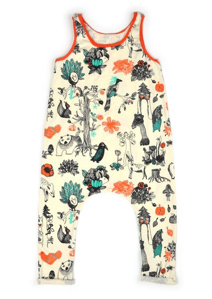 Romper pattern (preemie -6T) from Brindille & Twig | baby clothes ...