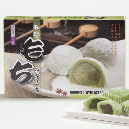 Photo of Yuki & Love Green Tea Mochi Set Of 6