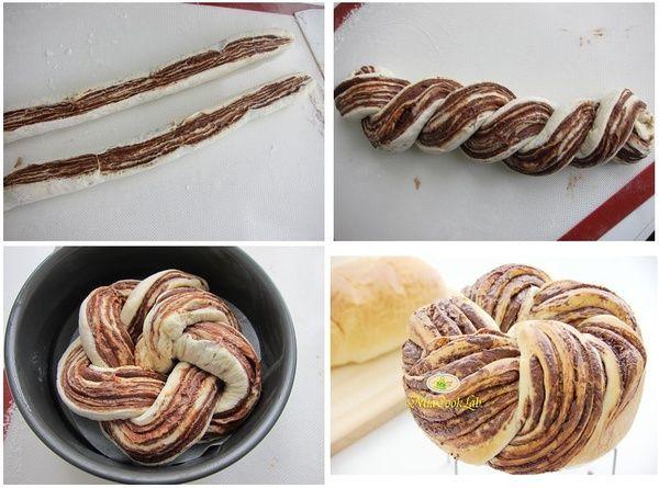 松露巧克力千層麵包食譜、作法 | Mia的多多開伙食譜分享