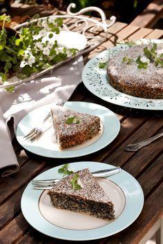 Versuss Dir Den Montag Mit Mohnkuchen Kuchen Ruhrkuchen Kuchen