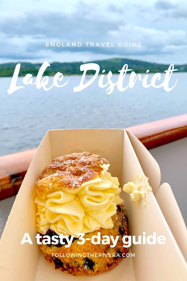 The tastiest travel guide to the Lake District