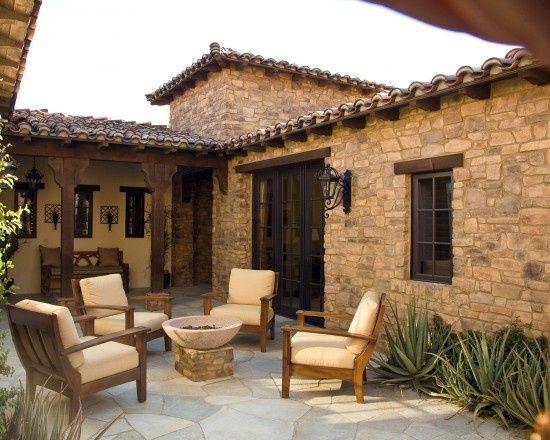 taş ev planları (2) Teras