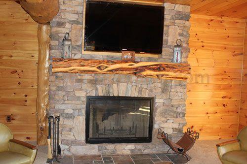 Rustic Fireplace Mantels Rustic Fireplace Mantels