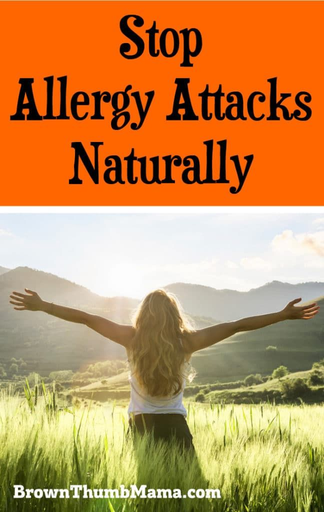 Essential Oils For Allergies Natural Remedies For Allergies Allergies Seasonal Allergies