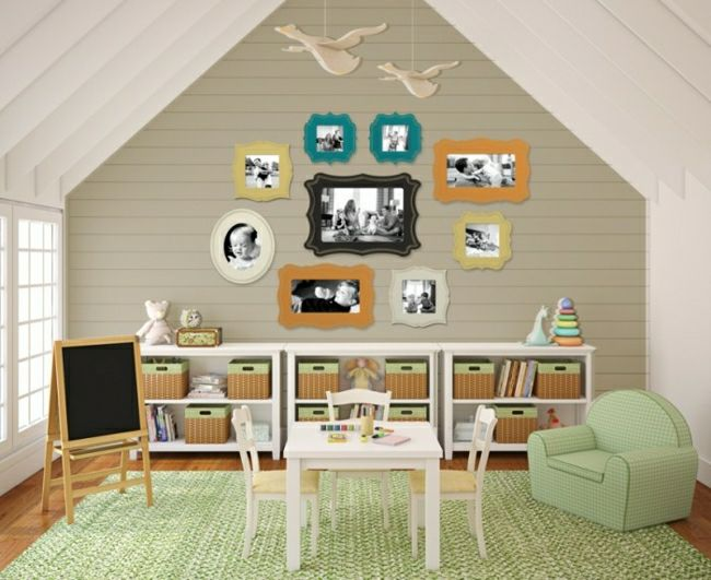 dachspitz spielzimmer interior pinterest spielzimmer ideen f r kinderzimmer und. Black Bedroom Furniture Sets. Home Design Ideas