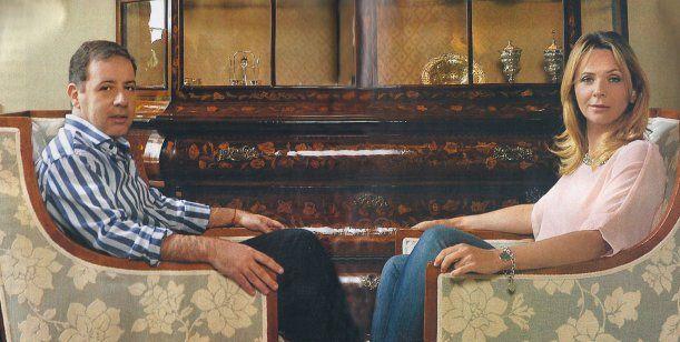 Doman y Evelyn dan para todo; divorciados hacen una tapa juntos http://www.ratingcero.com/c108379