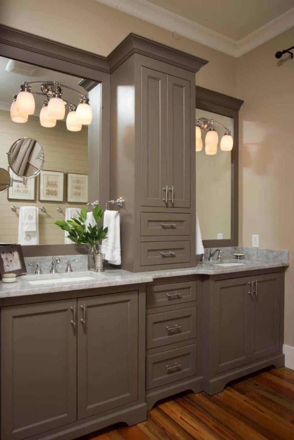 Photo of 21 Gorgeous farmhouse style bathrooms you will love