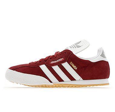 Adidas trainers, Adidas samba
