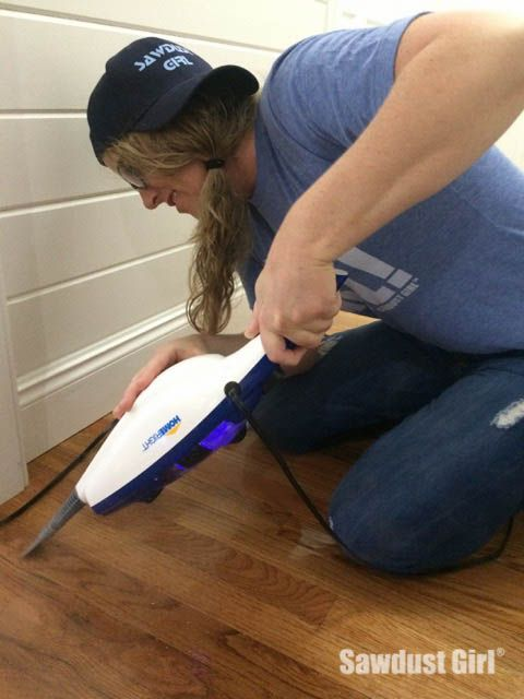 How To Get Paint Off A Wood Floor With Steam