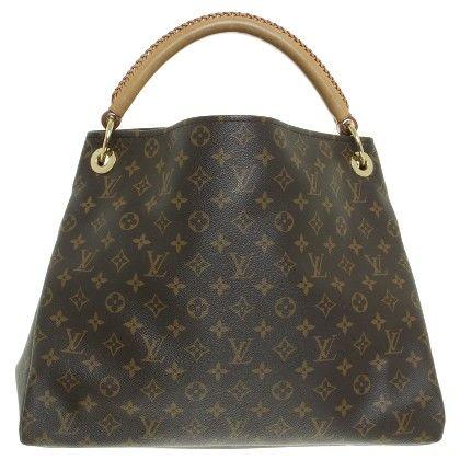 e9466b7c3caa Sac à poignée en monogram toile Louis Vuitton ➜ Acheter d occasion Sac à  poignée en monogram toile Louis Vuitton de qualité contrôlée pour 1.300,00  € avec ...