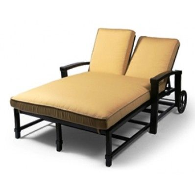 Atlantis Double Chaise Lounge Replacement Cushion Chaise Lounge Cushions Double Chaise Lounge Furniture