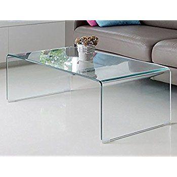 Amazon.com: Tangkula Glass Coffee Table International Occasion Tea Table:  Kitchen U0026 Dining
