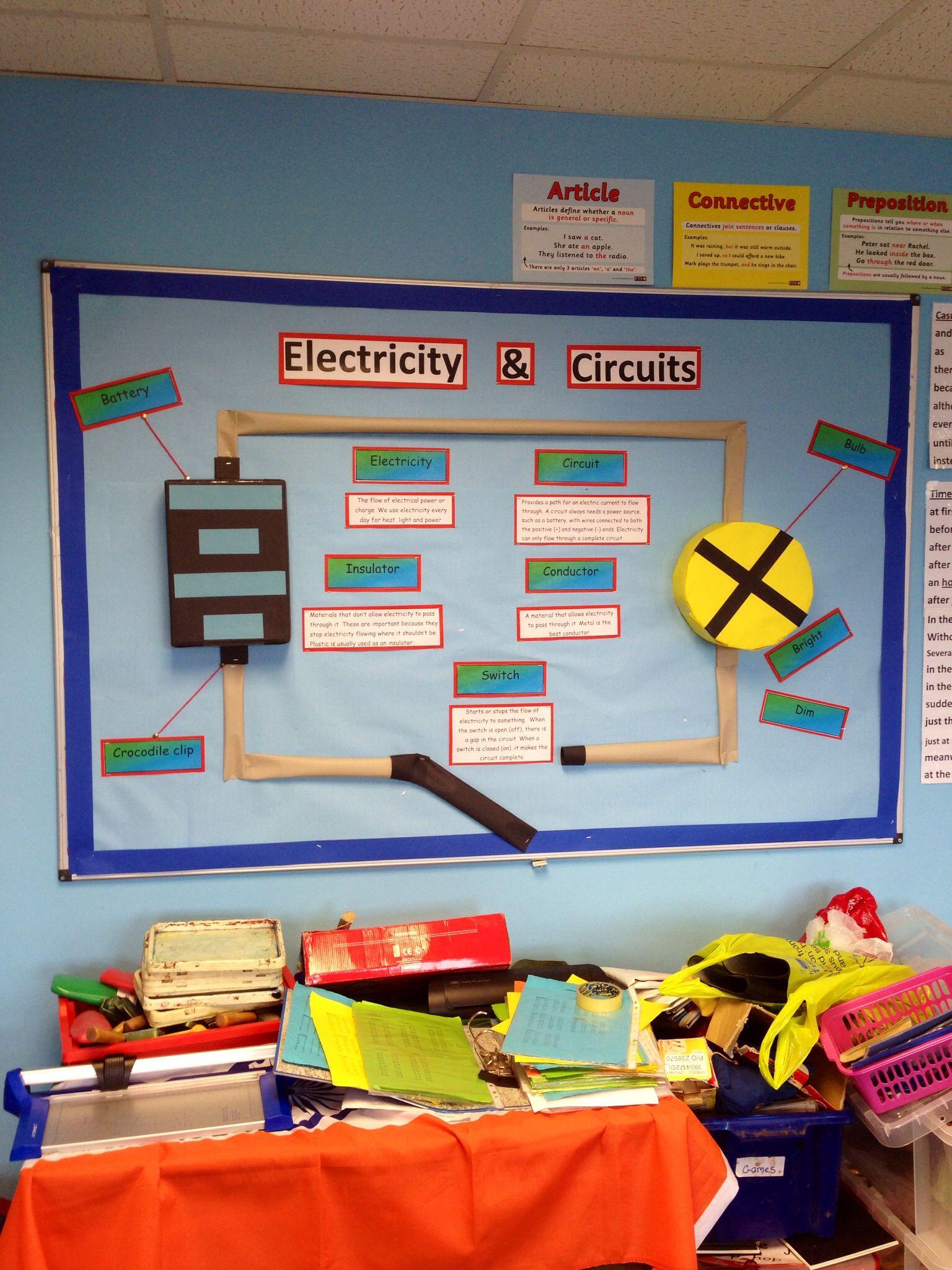 Electrical Circuit Display Ks2