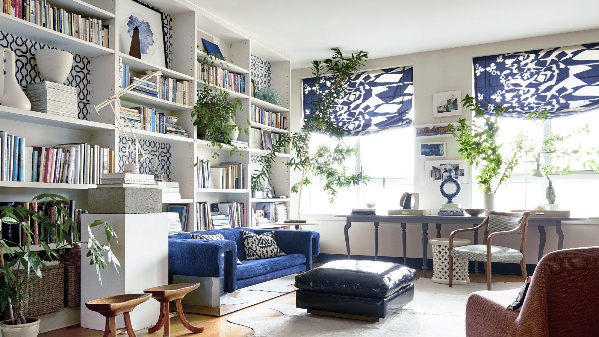 Inside interior stylist olga naiman 39 s brooklyn apartment - Brooklyn apartment interior design ...