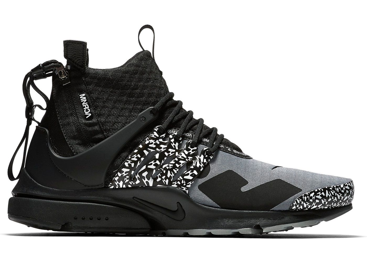 Nike Presto Mid Acronym Cool Grey in 2019 | Sneakers ...
