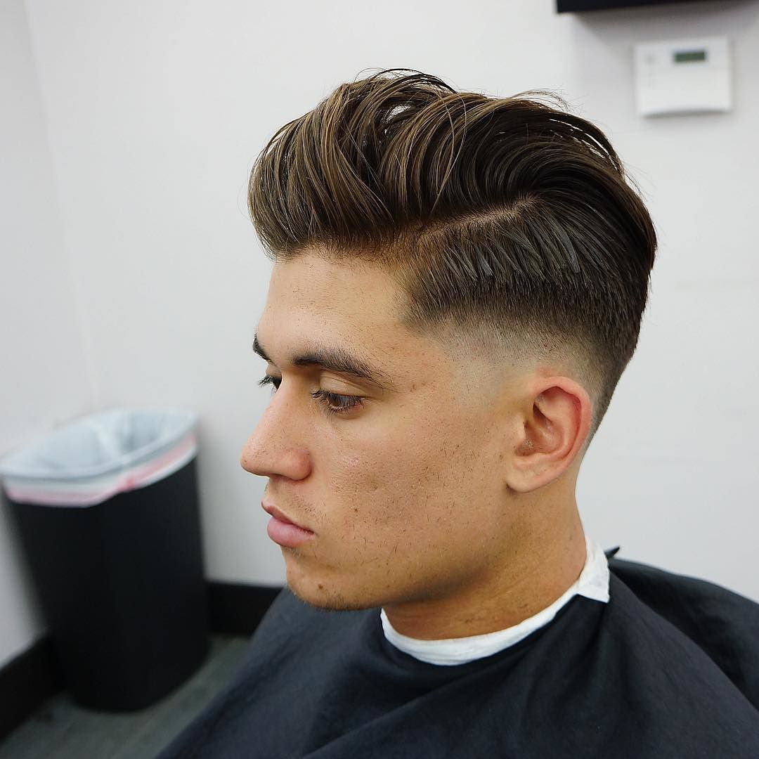 Haircut by criztofferson iftslyakl menshair