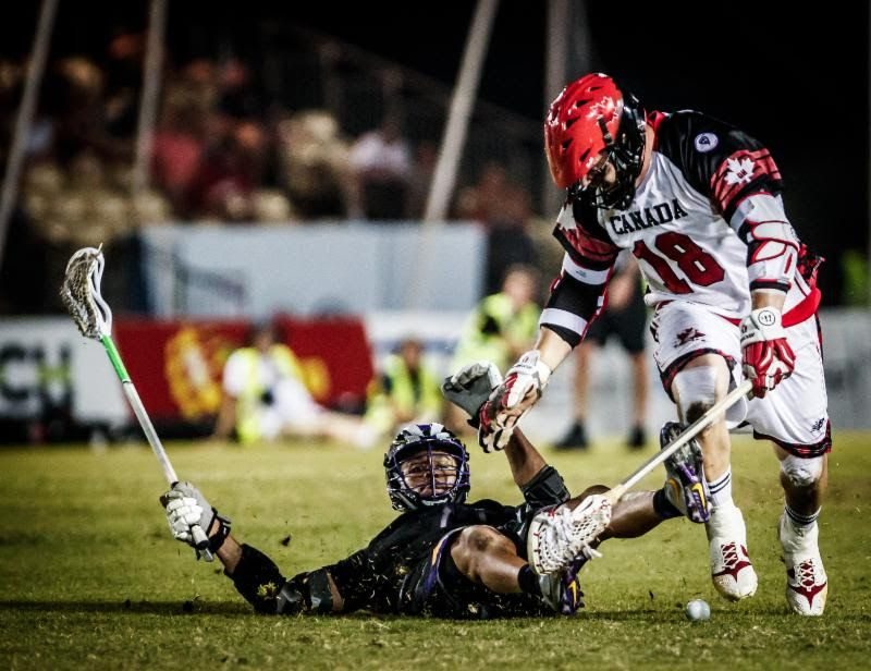 Dillon Ward Stands On His Head For Canada In Win Over