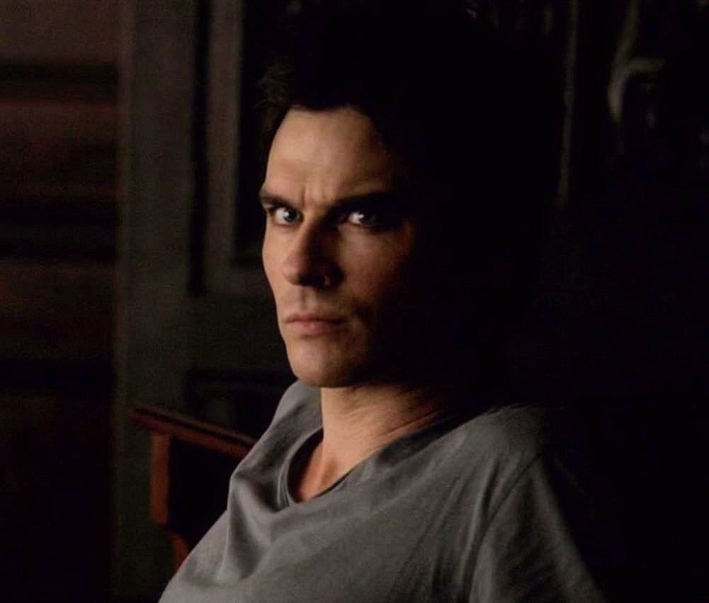 Salvatore on the vampire diaries he was pictures to pin on pinterest - Ian Somerhalder As Damon Salvatore In The Vampire Diaries Season 5 Episode 7