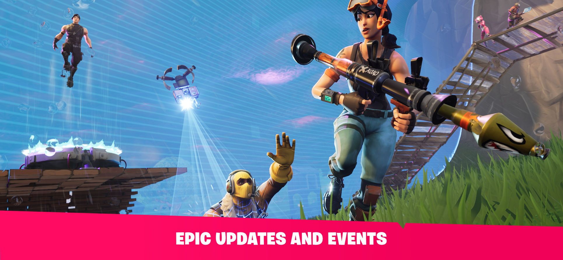 Fortnite AdventureActionappsios Battle royale game