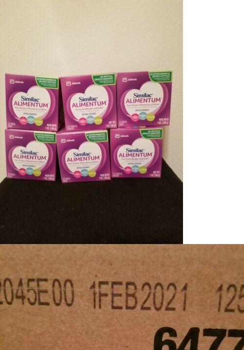 Feeding 20400 6x Similac Pro Advance Hmo Non Gmo Infant Formula