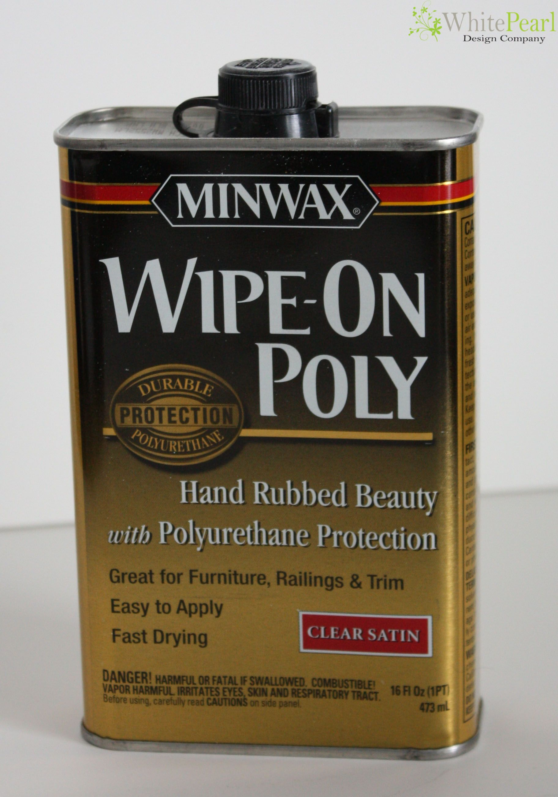 Wipe On Poly Tips And Tricks Wipe On Poly Minwax It Is Finished