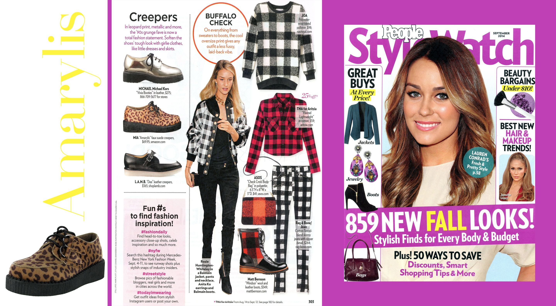 Shoez Ausgabe SeptemberFashion 2013 by SHOEZ – Das