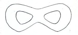 Incredibles costume tutorial mask template birthday for Tortoise mask template