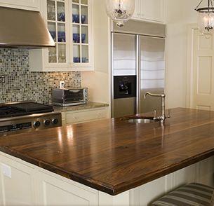 Amazing Image Detail For  Wood Kitchen Countertops Heirloom Wood Countertops