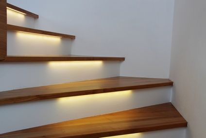 Efektowne I Praktyczne Oświetlenie Schodów Porady Leroy