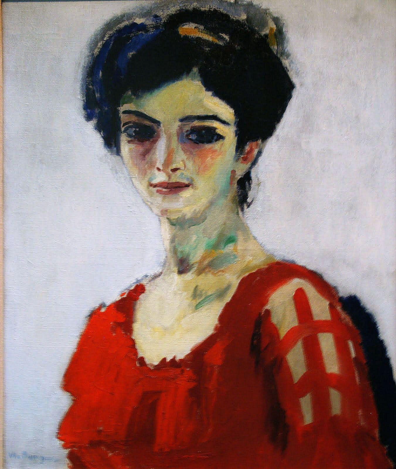 Картинки по запросу pinturas de kees van dongen