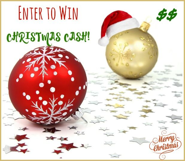 Christmas enter to win