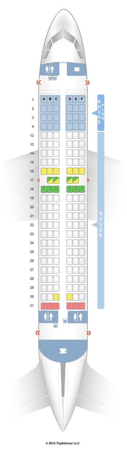 Seatguru Seat Map Seatguru Southwest Airlines Airline Seats