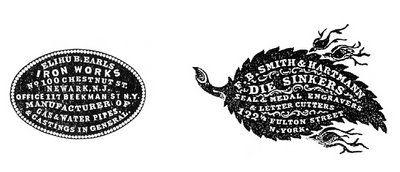 // antique labels