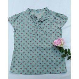 Blusa   Princesa das Rosas P