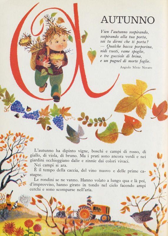 Préférence Da un vecchio libro di scuola del 1950-1960 | noi che  anni 50  YJ86