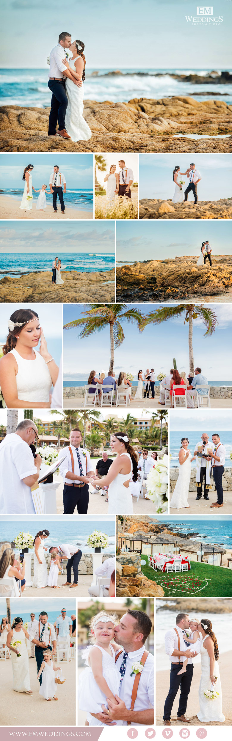 Wedding at Fiestamericana, Los Cabos, México Los Cabos