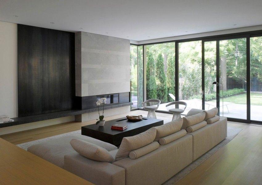 Luz natural para ver pinterest for Decoraciones de interiores de casas modernas