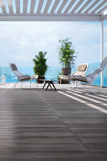Sol Terrasse : 20 Beaux Carrelages Pour Une Terrasse Design