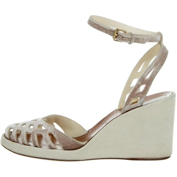 Pre-owned - Velvet sandals Marc Jacobs CWd4EHJ9