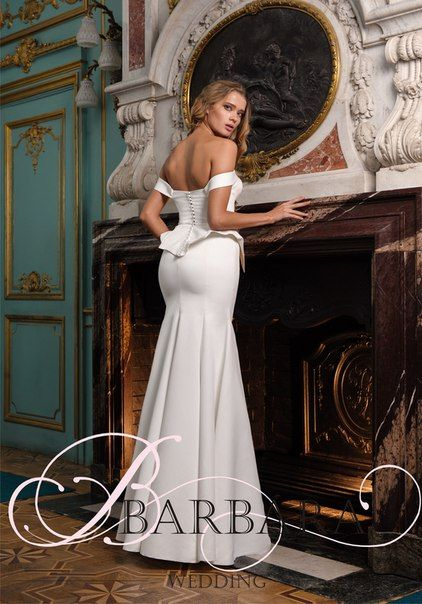 fcd7ae78df97ad Новая коллекция ТМ Barbara Wedding ! Осень - зима 2017 - 2018 ...