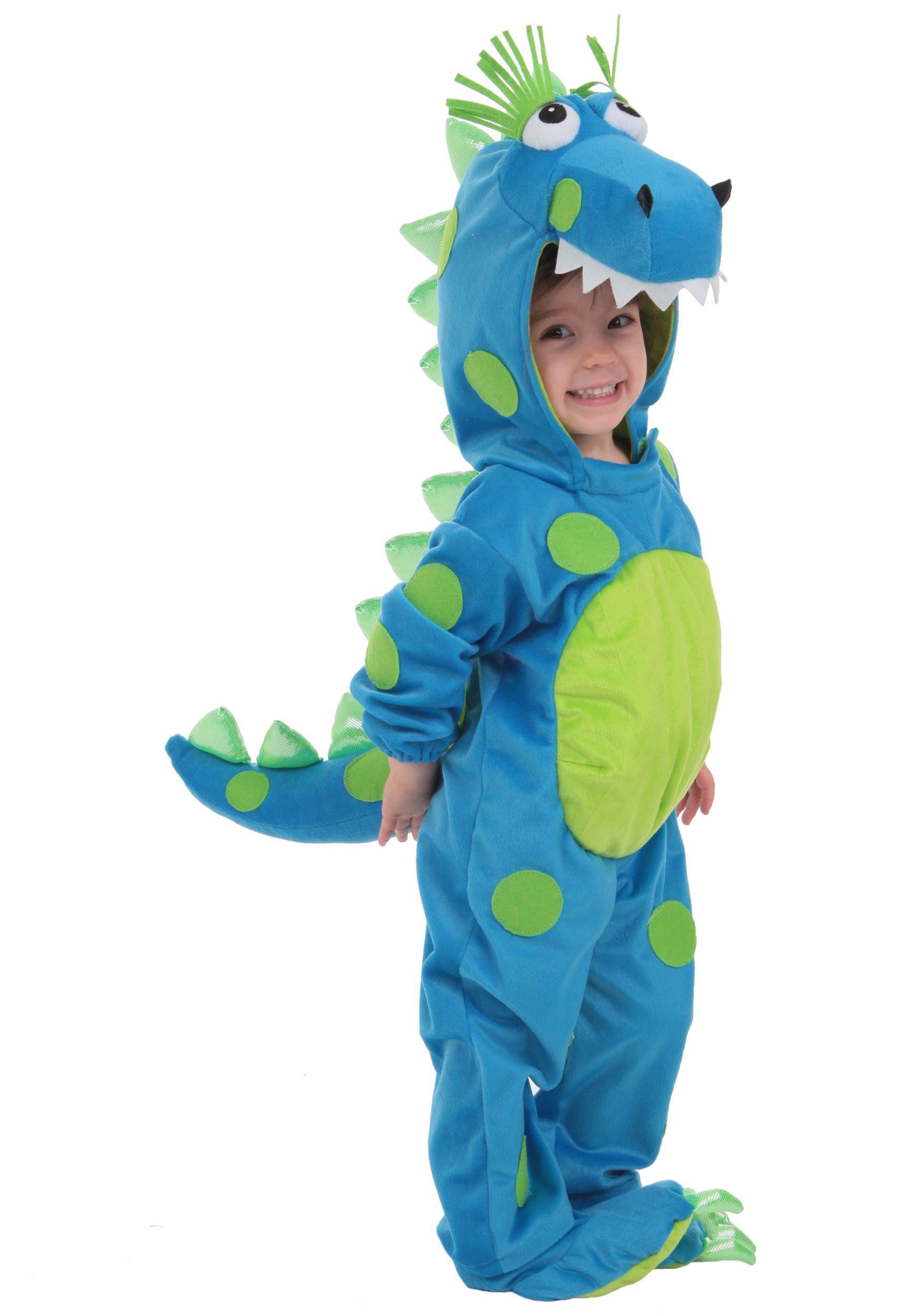 toddler everett the dragon costume - Dragon Toddler Halloween Costume