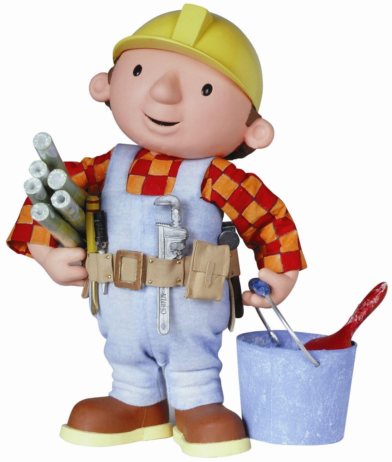 Bob el Constructor Imágenes e invitaciones para imprimir gratis