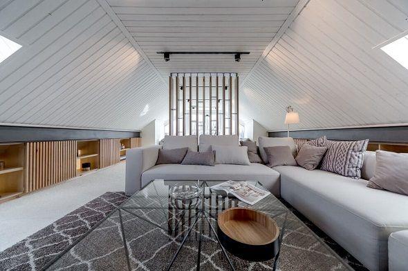 Mix And Match von zeitgenössischen Wohnzimmer Design-Ideen dekoriert - wohnzimmer ideen hell