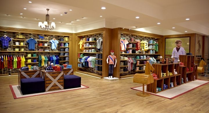 US Polo Assn. flagship store by Restore Solutions c5af7badde