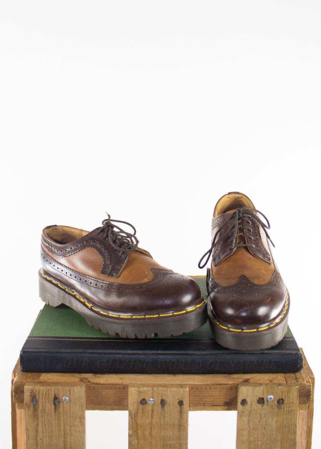 Vintage Doc Brogue  b9266c7a690