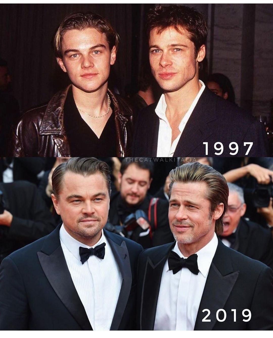 Index Of Leonardo Dicaprio Brad Pitt Actors