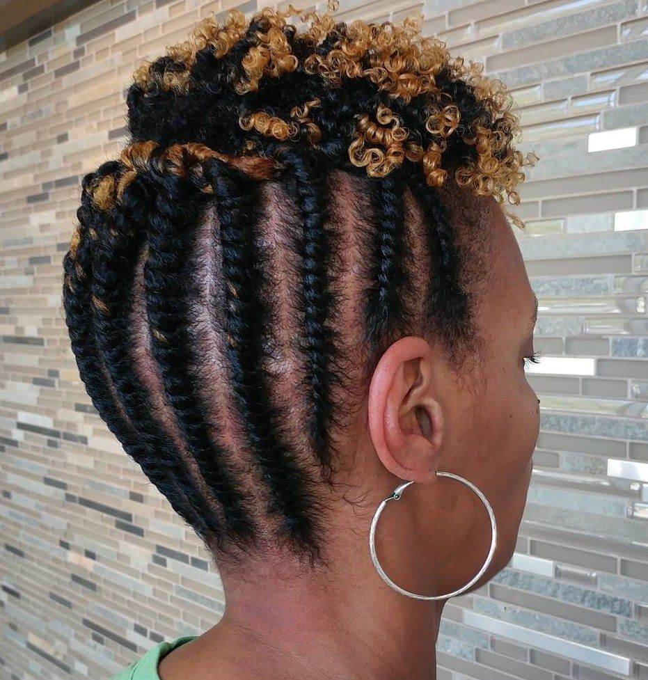 75 Most Inspiring Natural Hairstyles For Short Hair Short Natural Hair Styles Hair Styles Natural Hair Styles For Black Women