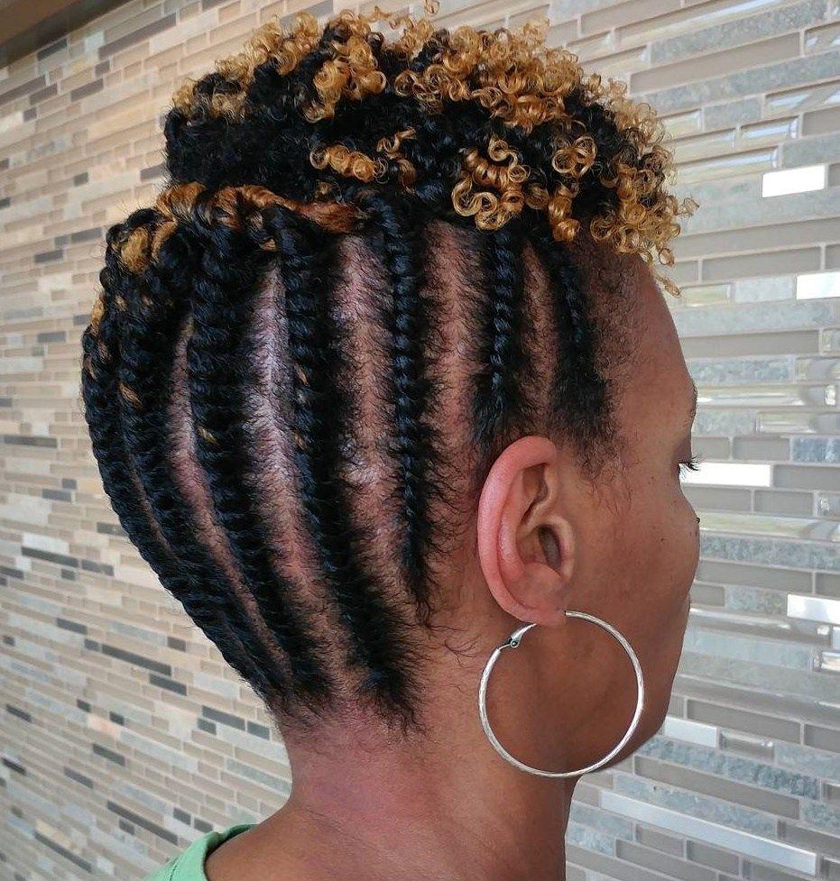 11 Most Inspiring Natural Hairstyles for Short Hair  Short