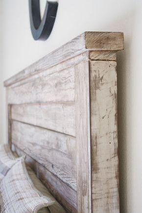 Muebles con acabados en blanco envejecido. | Pinterest | Envejecer ...